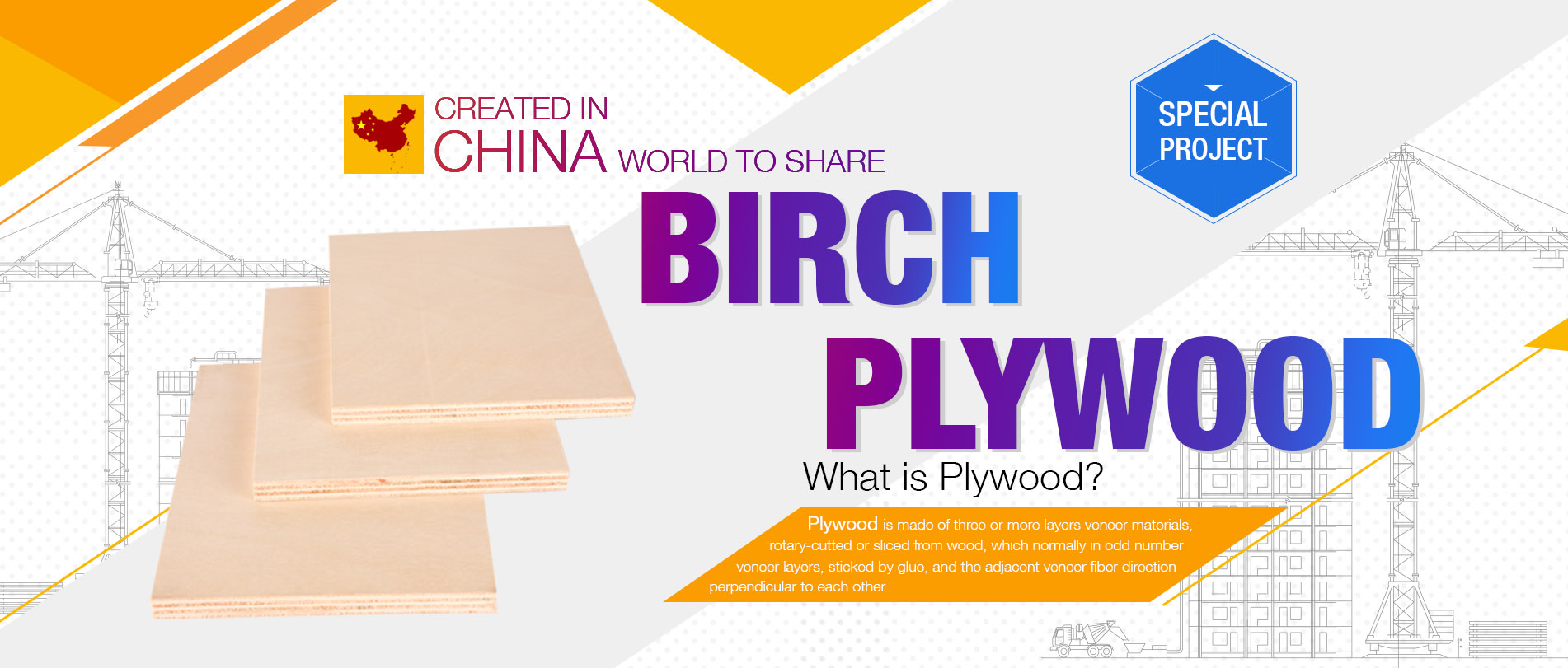 Eoncred Birch plywood