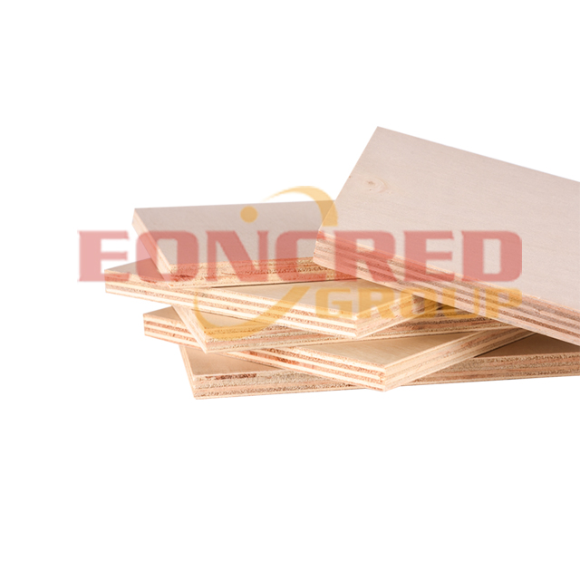 Packing poplar plywood