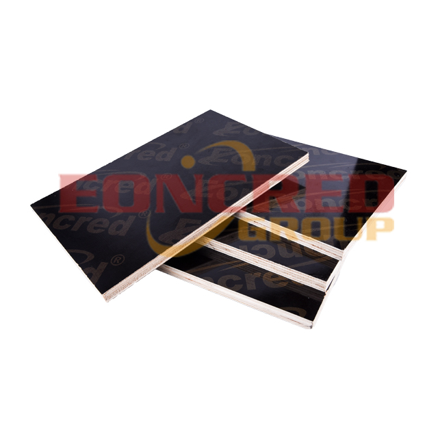 Cheap 18mm Poplar Core WBP Glue Film Faced Plywood